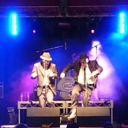 """Blues Brothers Tribute, North West Australia Festival • <a style=""""font-size:0.8em;"""" href=""""http://www.flickr.com/photos/66500283@N05/6301788562/"""" target=""""_blank"""">View on Flickr</a>"""