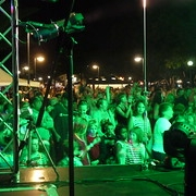 """Mandurah New Years Eve, 25,000 audience • <a style=""""font-size:0.8em;"""" href=""""http://www.flickr.com/photos/66500283@N05/6616467493/"""" target=""""_blank"""">View on Flickr</a>"""