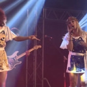 """AbbaFab - Abba Tribute Band • <a style=""""font-size:0.8em;"""" href=""""http://www.flickr.com/photos/66500283@N05/15793581682/"""" target=""""_blank"""">View on Flickr</a>"""