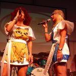 Abba tribute band from Perth performing in Asia