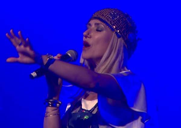 AbbaFab tribute show performing in Kuala Lumpur