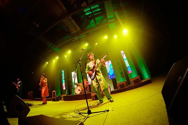 The Australian Beatles tribute show performing in Macau
