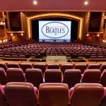 The Australian Beatles theatre show on Marina of the Seas cruise ship