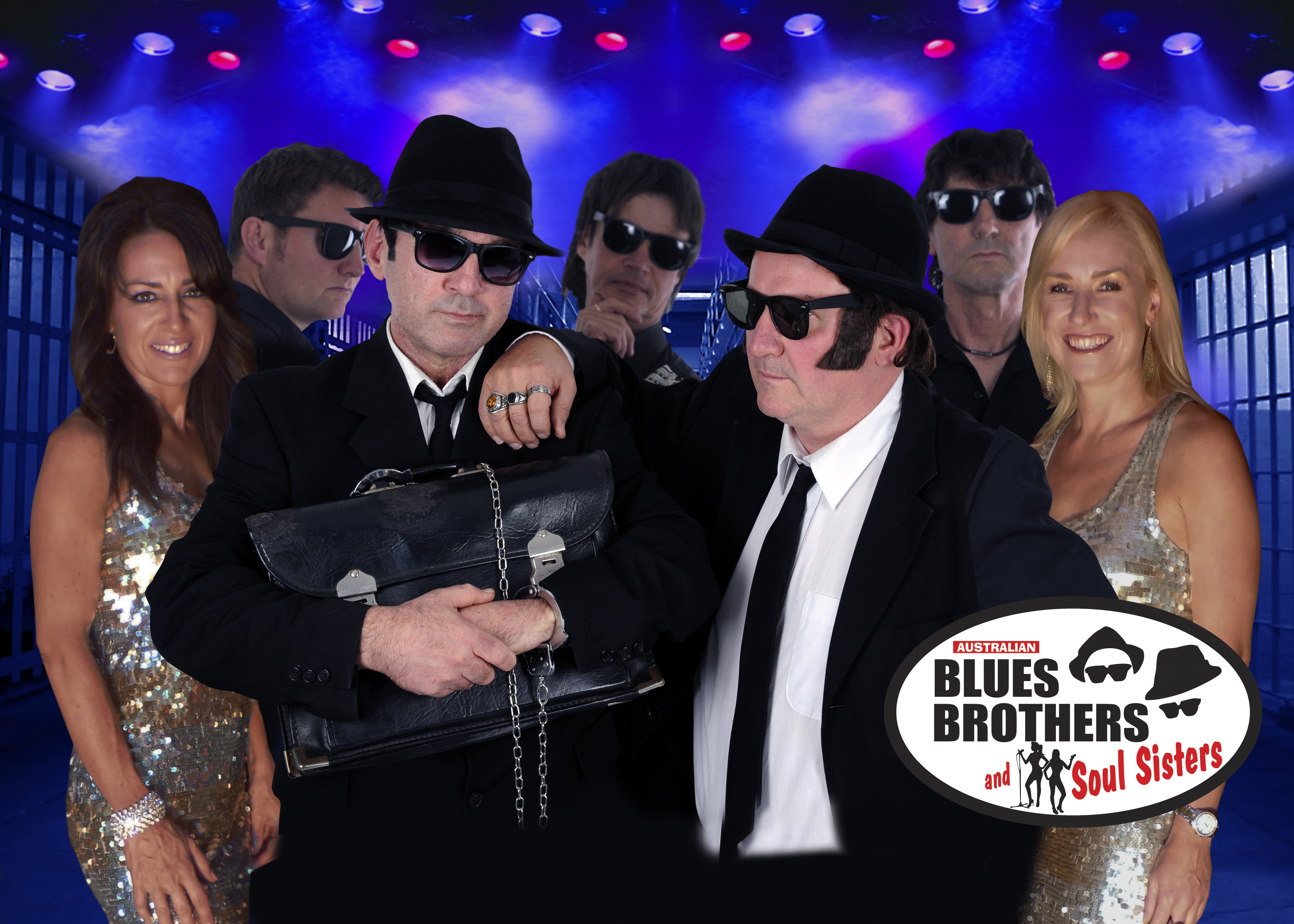 Blues Brothers Tribute Show Band Perth Australia