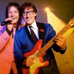 Cliff Richard Tribute Band performing in Perth