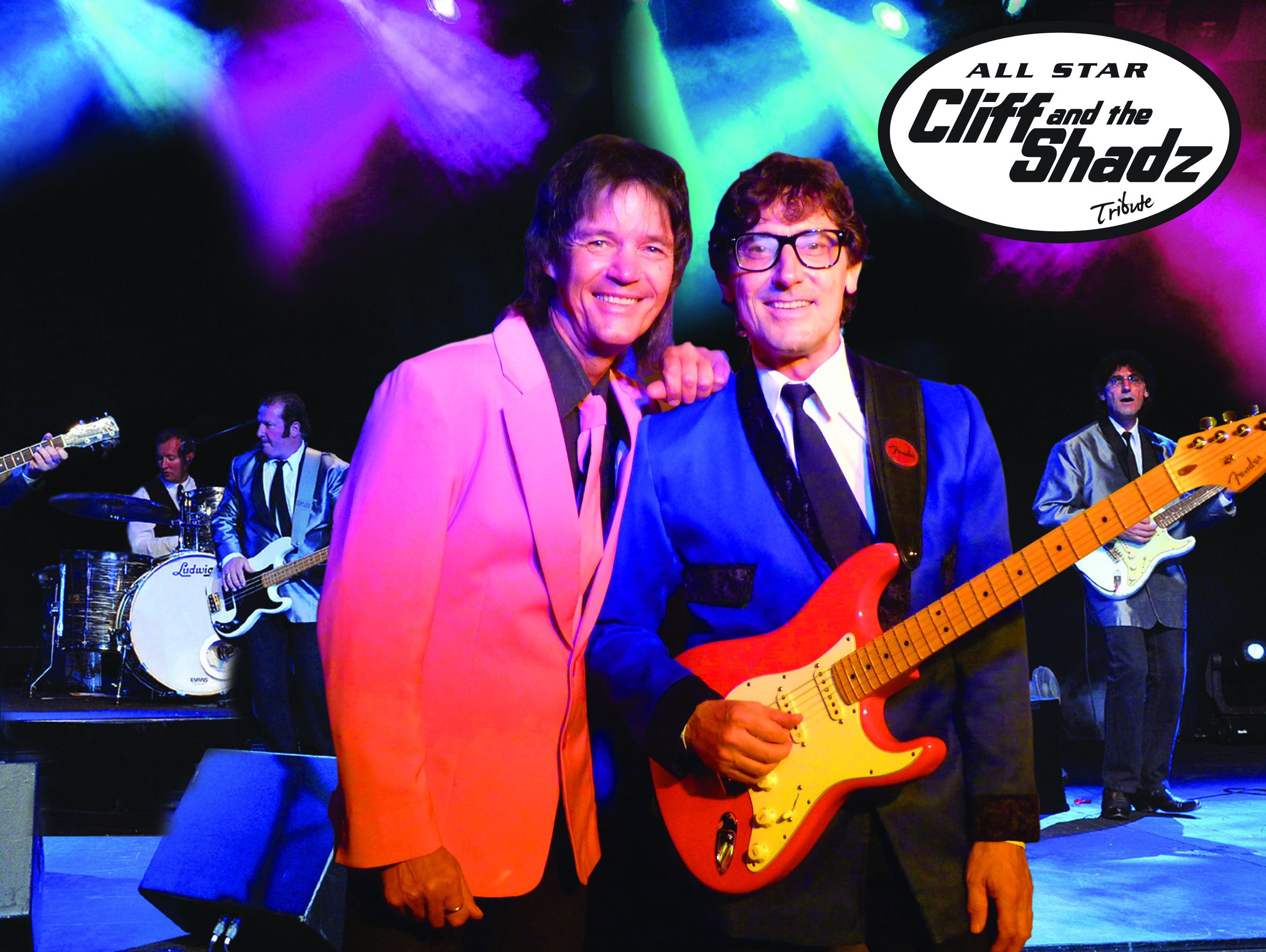 Cliff Richard Tribute Show Band Perth Australia