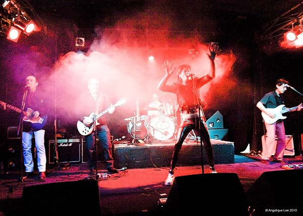 David Bowie Tribute Band performing in Perth