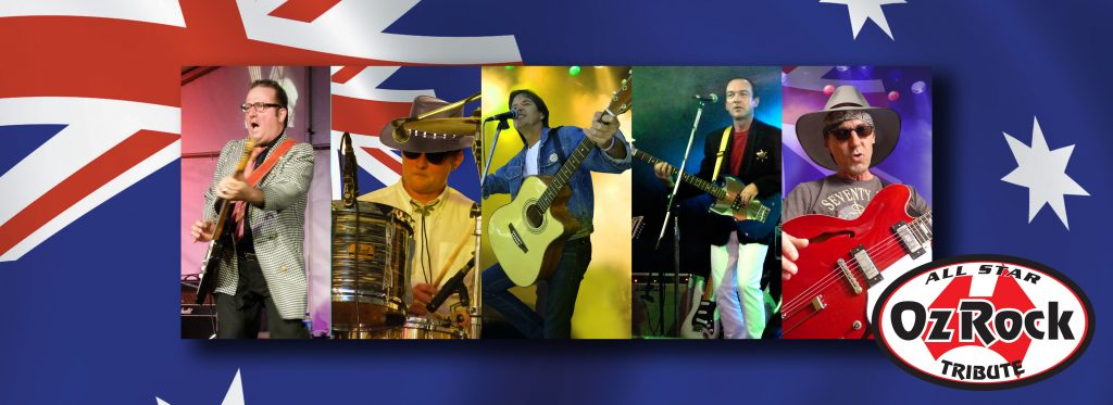 Australian Rock Show, Australia Day Entertainment