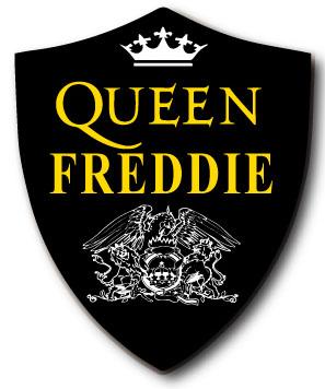 Queen Freddie Mercury Logo Perth Australia